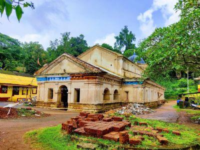 Shri Saptakoteshwar Temple, Narve, Goa.