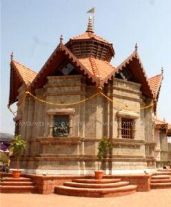 Shri Jai Vinayaka Temple, Jaigad, Ratnagiri